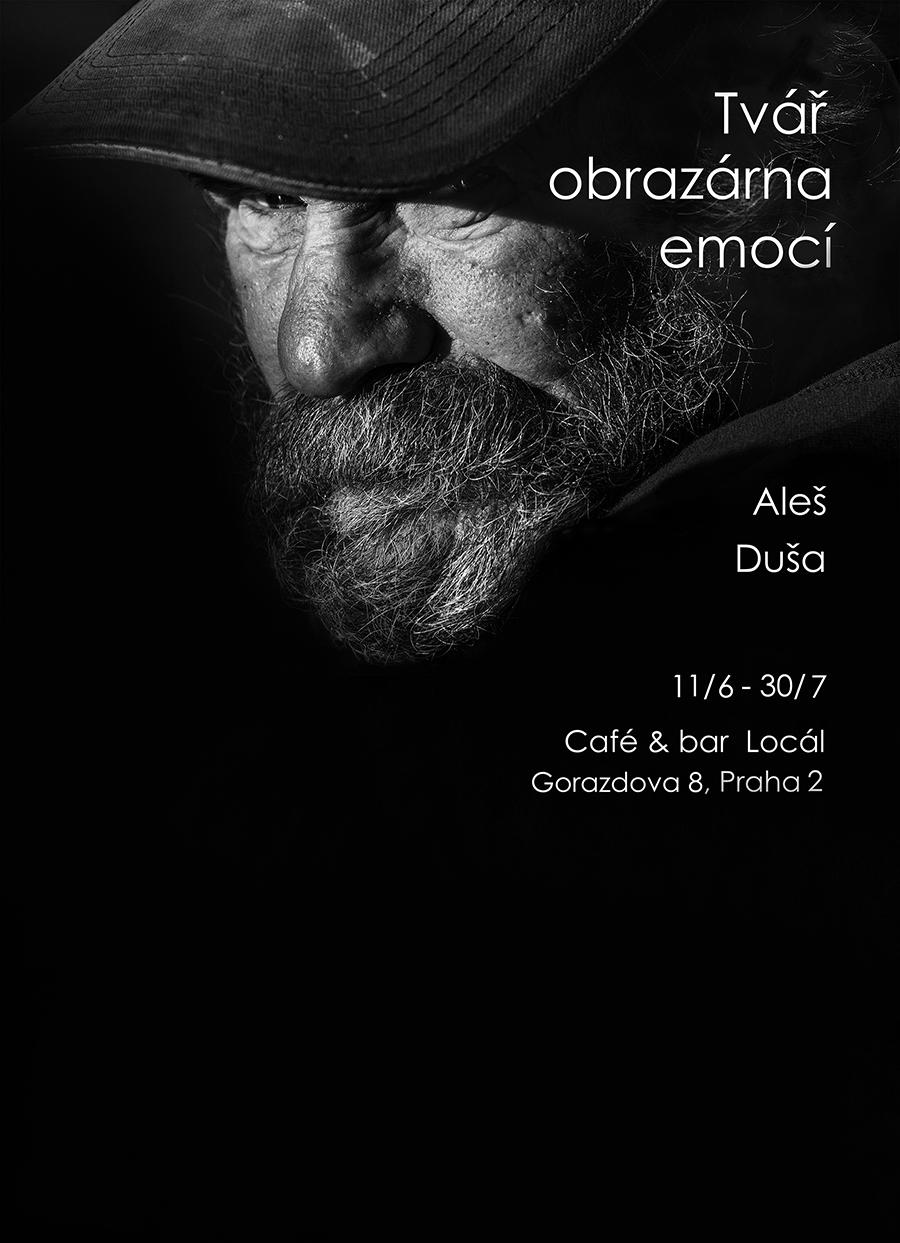 Exhibition of Aleš Duša's Photos